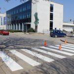 Севлиево ще посрещне Великденските празници с освежена маркировка