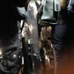 Жандармерията свали щитовете пред протестиращите, тръгнали към Бичкинята (снимки)