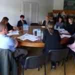 Междуведомствената работна група към ОС започна работа