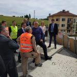 Бойко Борисов инспектира инфраструктурни обекти в Габрово и Севлиево