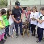 Полицията заедно с децата на 1 и 2 юни