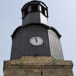 Обновиха Часовниковата кула в Севлиево (снимки)