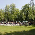 """Отворена сцена за фолклор в парка """"Маркотея"""""""