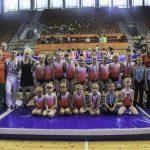 """Отборна купа и 14 медала за """"Акро-арт"""" от държавното"""