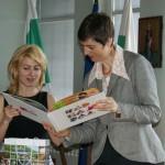 Кметът посрещна новия търговски съветник на Австрийското посолство