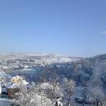 Минус 8,2 °С в последния понеделник на януари