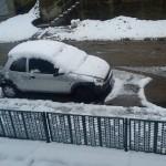 Денят започна с минус  7,5°С и десет сантиметра е снежната покривка