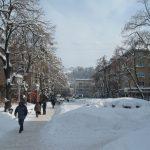 Студено! Денят започна с 11 °С под нулата в Габрово и жълт код