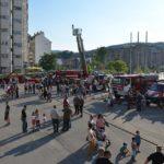 Пожарната ще покаже техниката си за Празника в Габрово